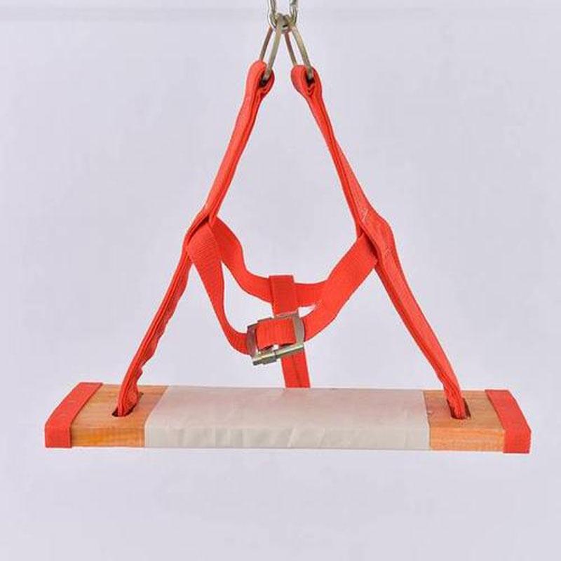 安全绳坐板